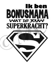 Ik ben bonus mama/papa wat is jouw superkracht?