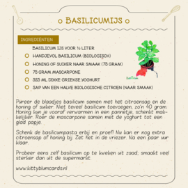 Bascilicum (genovese)