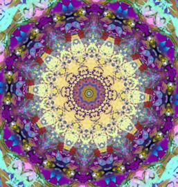 Kaleidoscope 1 (dubbel klein formaat)