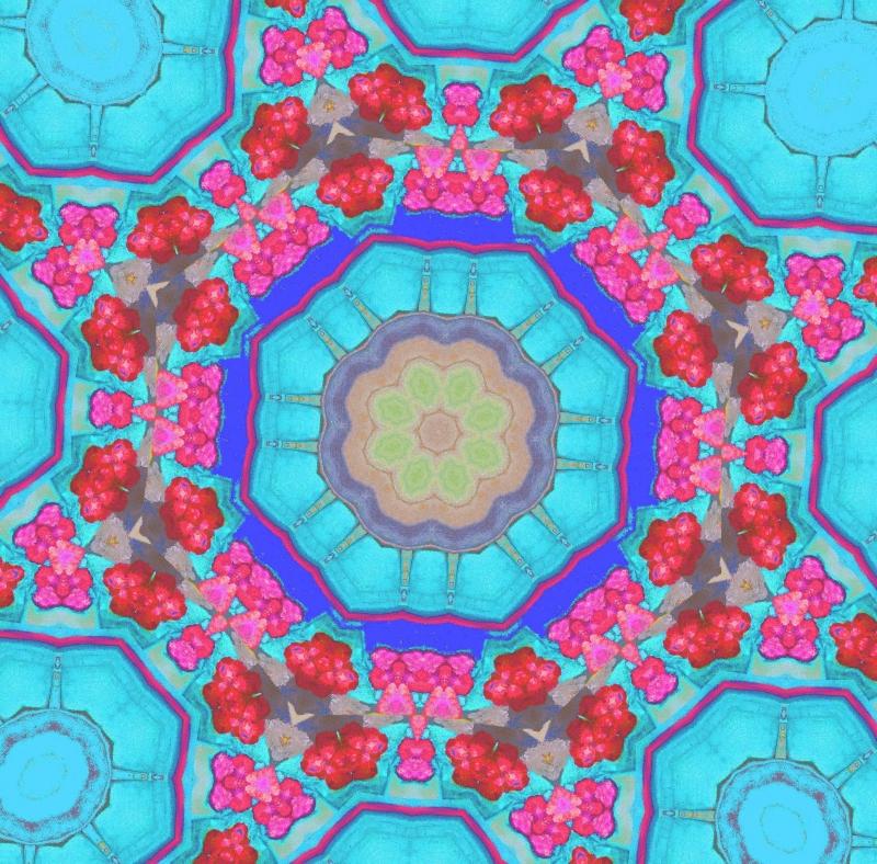 Kaleidoscope 15