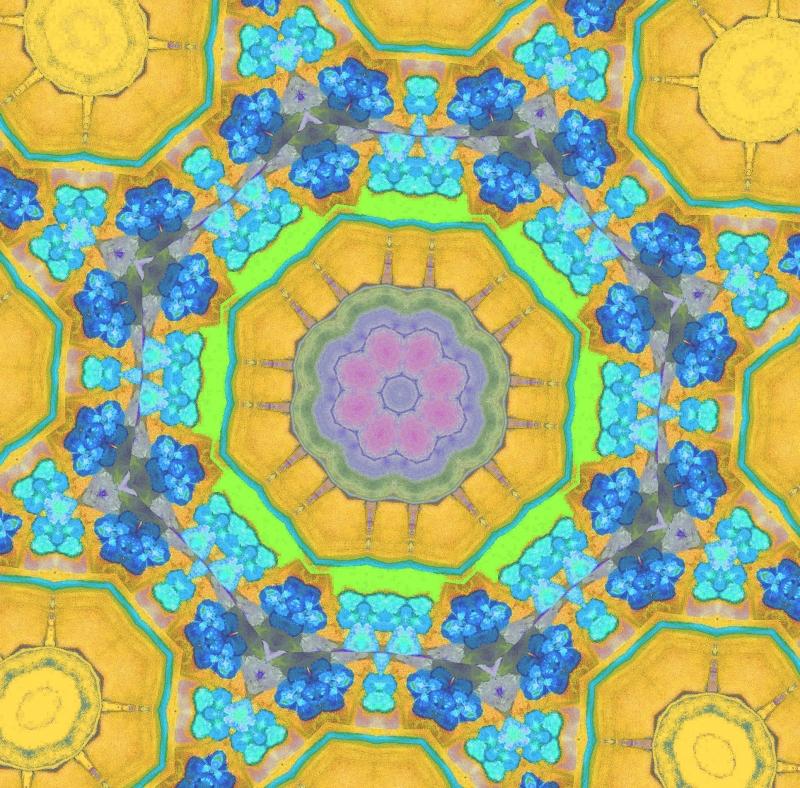 Kaleidoscope 14