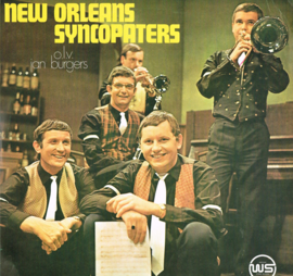 new orleans syncopaters - jan burgers- jazz