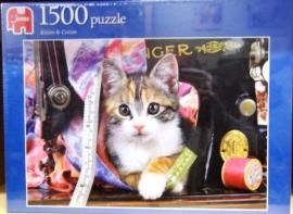 puzzel kitten en cotton sp01