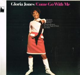 gloria jones - come go with me