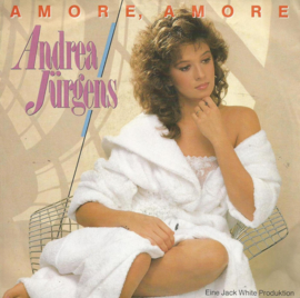 andrea jürgens - amore,amore & instrumentaal version