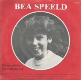bea speeld - droommelodie & crazy hammond