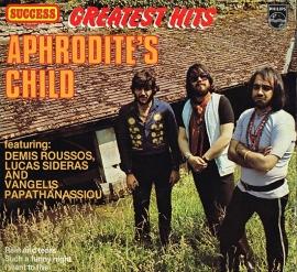 aphrodite's child - greatest hits demis roussos