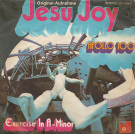 apollo 100 - jesu joy & exercise in a-minor
