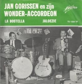 jan gorissen en zijn wonder accordeon - la bostella & jaloezie