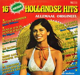16 nieuwe hollandse hits - allemaal origineel