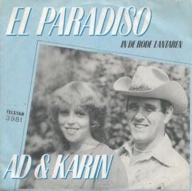 ad & karin - el paradiso & in de rode lantaarn