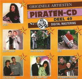 piraten cd - deel 49