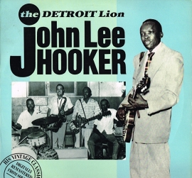 john lee hooker - the detroit lion
