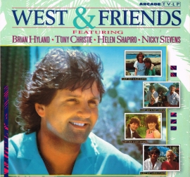 albert west - west and friends