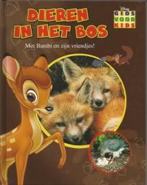 disney gids voor kids - dieren in het bos bkk005