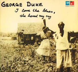 george duke - i love the bleus,she heard my cry