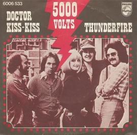 5000 volts - doctor liss liss & thunderfire