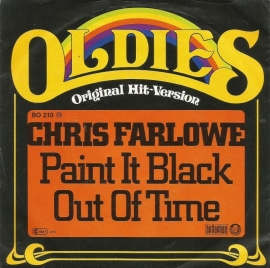 chris farlow - paint it black en7146