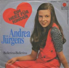 andrea jürgens - ein herz fur kinder & ballerina,ballerina