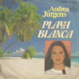 andrea jürgens - playa blanca & ich bin heute mal discjockey