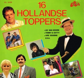 16 hollandse - toppers