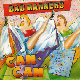 bad manners - can can & armchair disco