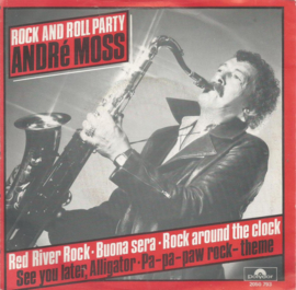 andré moss - rock and roll party no 1 & rock and roll party no 2
