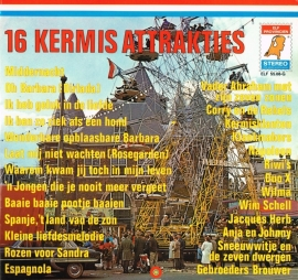 16 kermis - attrakties