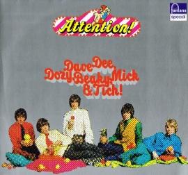 Attention - Dave Dee Dozy Beaky Mick & Tich en12 043