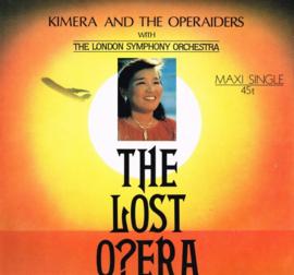 kimera and the operaiders - the lost opera maxi single 45 rpm