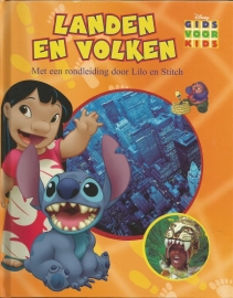 disney gids voor kids - landen en volken bkk012