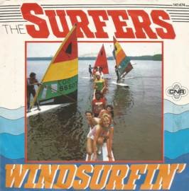 the surfers - windsurfin & nite at the beach