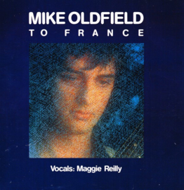 mike oldfield - to france (12 inch 45rpm)& in the pool & bones