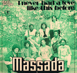 massada - i never had a love like this before (maxi singel)