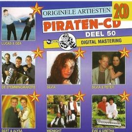 piraten cd - deel 50