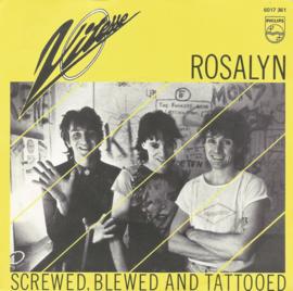 vitesse - rosalyn & screwed,blewed and tatooed