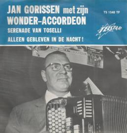 jan gorissen - serenade van toselli & alleen gebleven in de nacht