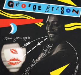 george benson - kisses in the moonlight (lp version  12 inch maxi single 45 rpm