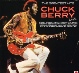 chuck berry - the greatest hits live