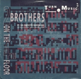 2 brothers on the 4 th flour - tun da music up en7279