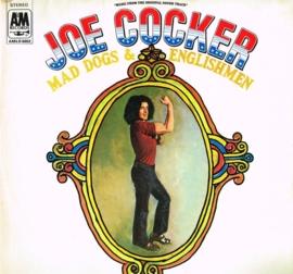 joe cocker - mad dogs & englishmen - dubbel album