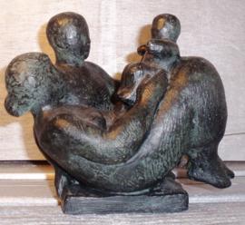 man ,vrouw en kind
