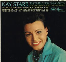 kay starr - the fabulous favorites