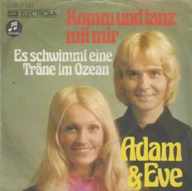 adam & eve - komm und tanz mit mir & es schwimmt eine träne im ozean