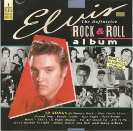 elvis - rock and roll album cde 010