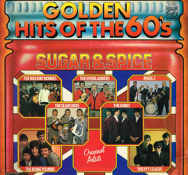 golden hits 0f the sixties - sugar & spice