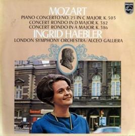 london symphony orchestra - mozart ingrid haebler philips sal.3718