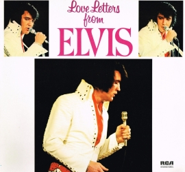 elvis presley - love letters from