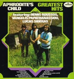 aphrodite's child - greatest hits