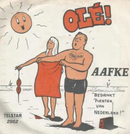 aafke - olé & bedankt piraten van nederland